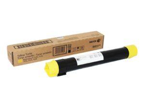 Тонер XEROX 006R01518 желтый для WC 7545/7556