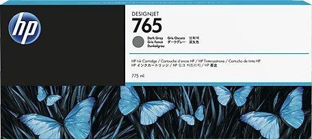 Картридж HP F9J54A №765 темно-серый для DJT7200