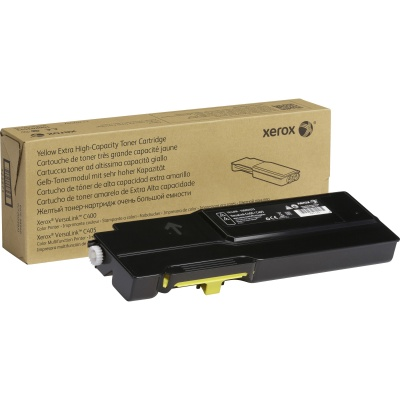 Тонер-картридж Xerox 106R03521 желтый для VL C400/C405