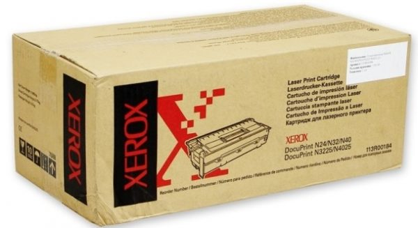 Принт-картридж XEROX 113R00184 черный для N24/32/40
