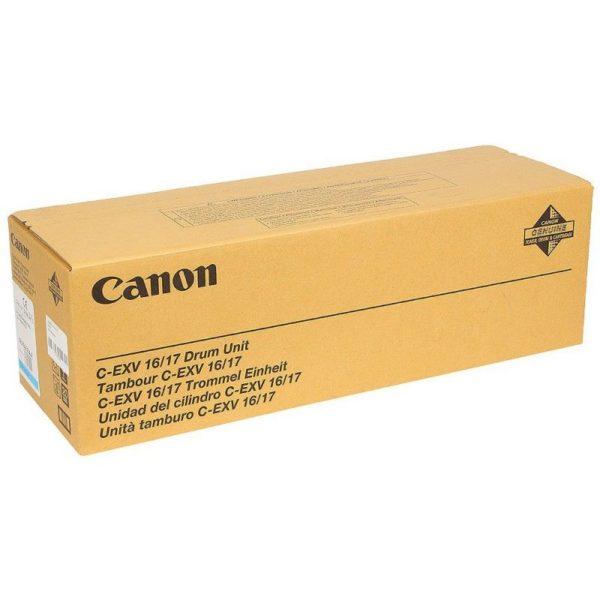 Драм-картридж CANON C-EXV170257B002AA голубой для iRC4080i/4580i/5185i/CLC4040/4141/5151