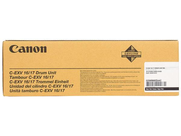 Драм-картридж CANON C-EXV170258B002AA черный для iRC4080i/4580i/5185i/CLC4040/4141/5151