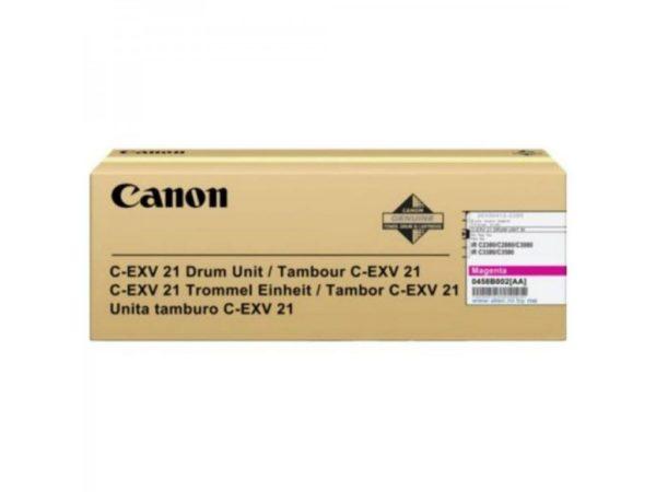 Драм-картридж CANON C-EXV21 малиновый для IR-2880/3380