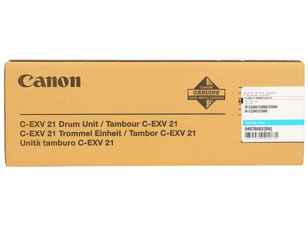 Драм-картридж CANON C-EXV21 синий для IR-2880/3380
