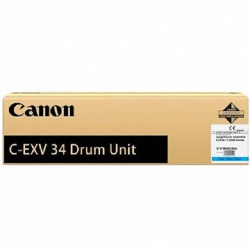 Драм-картридж CANON C-EXV34 синий для IR ADV C2020/2030/2220L