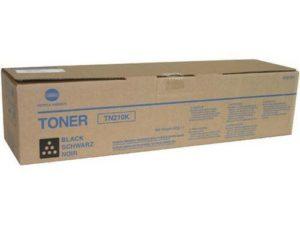 Тонер-картридж Konica-Minolta TN-210K черный для Bizhub C250