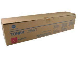 Тонер-картридж Konica-Minolta TN-210M малиновый для Bizhub C250
