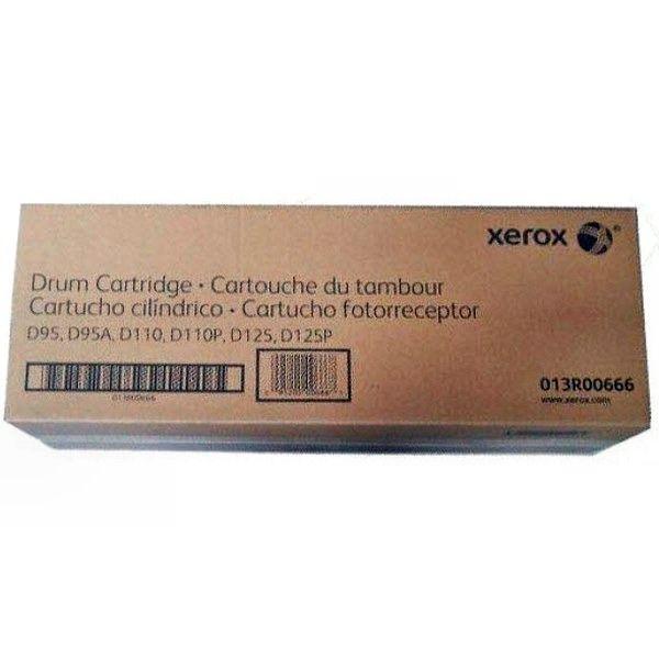Драм-картридж XEROX 013R00666 черный для D95/110