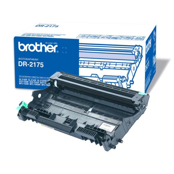 Драм-картридж BROTHER DR-2175 для HL-2140R/2150NR/2170WR/DCP-7030/7032/7040/7045NR/MFC-7320/7440NR/7