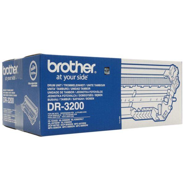 Драм-картридж BROTHER DR-3200 для HL-5340D/5350DN/5370DW/DCP-8070D/8085DN/MFC-8370D/8880DN