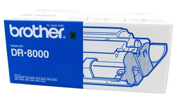 Драм-картридж BROTHER DR-8000 для FAX8070P/2850/MFC4800/9030/9070/9160/9180