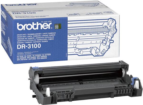 Драм-картридж BROTHER DR-3100 для HL-5240/50DN/70DN/80DW/DCP-8060/65DN
