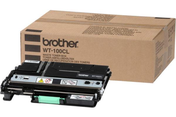 Емкость для отработанного тонера BROTHER WT-100CL для HL-4040CN/4050CDN