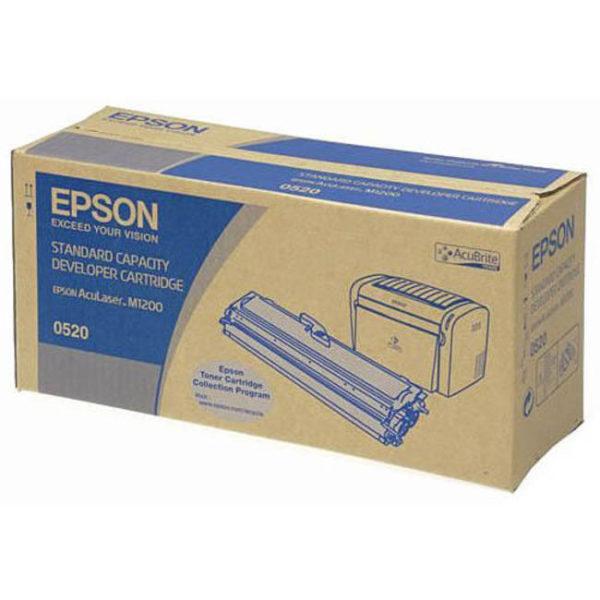 Картридж EPSON S050520 черный стандартный для AcuLaser M1200