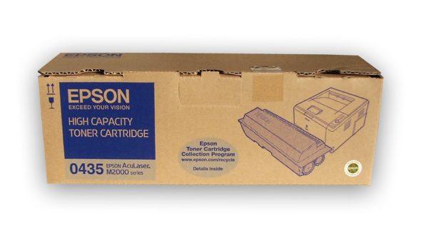 Картридж EPSON S050435 черный увеличенный для AcuLaser M2000D