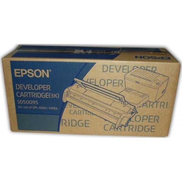 Картридж EPSON S050095 черный для EPL 6100