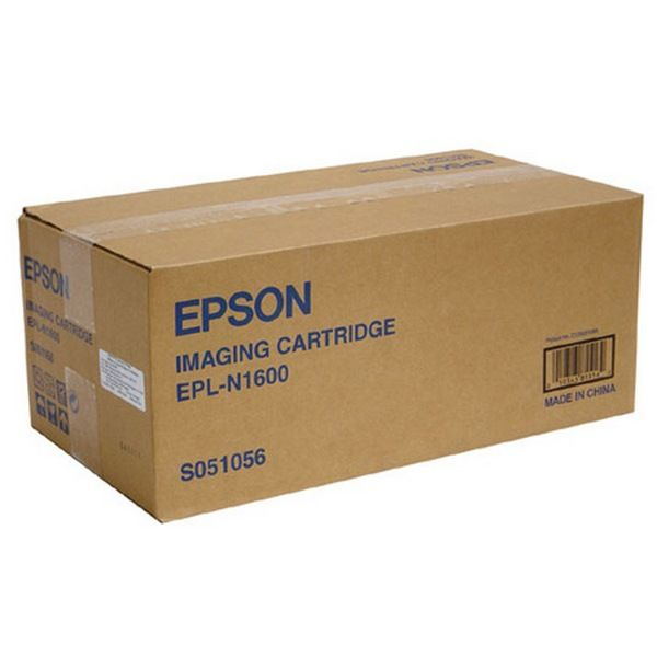 Картридж EPSON S051056 черный для EPL N1600