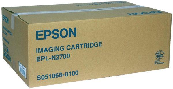 Картридж EPSON S051068 черный для EPL N2700/2750