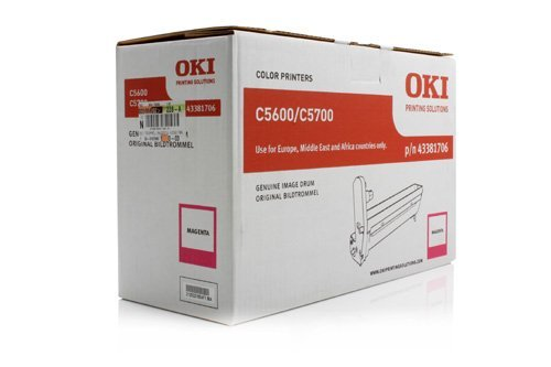 Драм-картридж OKI 43381706 малиновый для C5600 / C5700