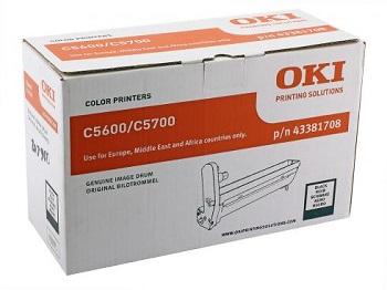 Драм-картридж OKI 43381708 черный для C5600 / C5700