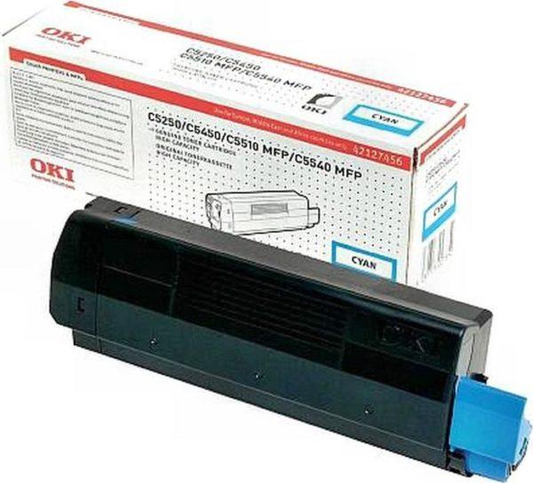 Драм-картридж OKI 42804572/42804547 синий для C5250 C5450
