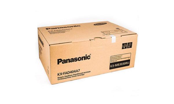Драм-юнит Panasonic KX-FAD404А черный для