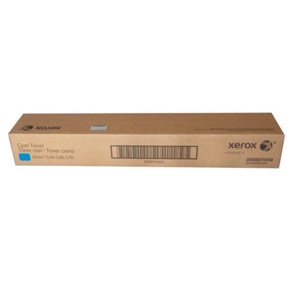 Принт-картридж XEROX 006R01660 синий для Color C60/C70