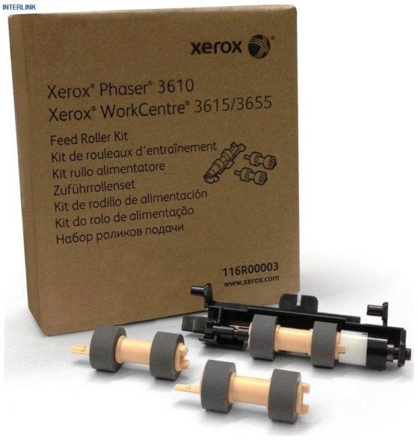 Комплект роликов подачи XEROX 116R00003 для Phaser 3610/WC 3615
