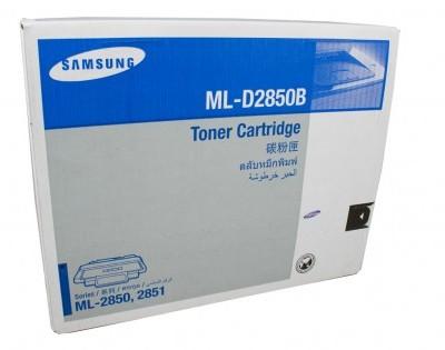 Картридж SAMSUNG ML-D2850B черный увеличенный для ML-2850D/2851ND