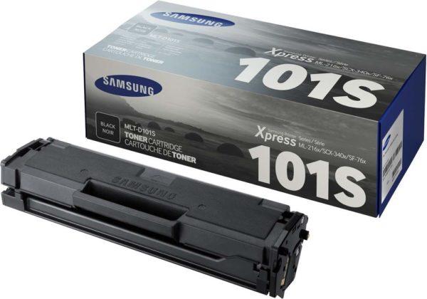 Картридж SAMSUNG MLT-D101X черный для ML-2160/65/SCX-3400/05