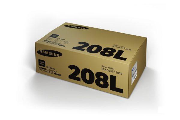 Картридж SAMSUNG MLT-D208L черный увеличенный для SCX-5835FN
