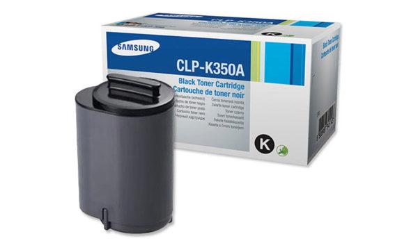 Картридж SAMSUNG CLP-K350A черный для CLP-350/350N/351