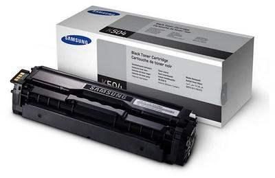 Картридж SAMSUNG CLT-K504S черный для CLP-415N/415NW/CLX-4195FN