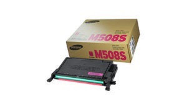 Картридж SAMSUNG CLT-M508S малиновый стандартный для CLP-620/670/CLX-6220/6250