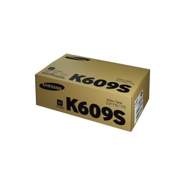 Картридж SAMSUNG CLT-K609S черный для CLP-770ND/775ND