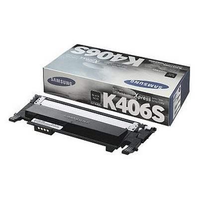 Картридж SAMSUNG CLT-K406S черный для CLP-360/365/368/CLX-3300/3305