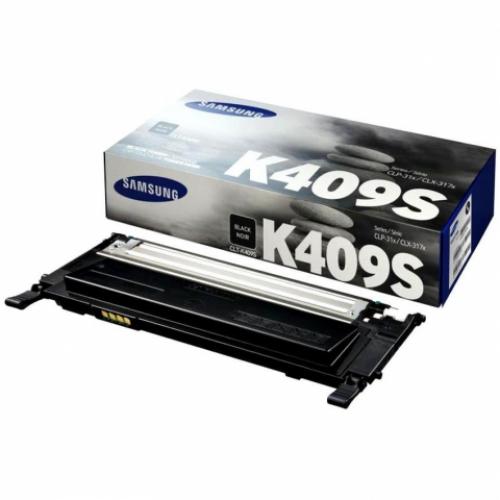 Картридж SAMSUNG CLT-K409S черный для CLP-310/310N/315/CLX-3170/3170NF/3175/3175
