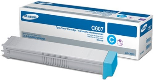 Картридж SAMSUNG CLT-C607S синий для CLX-9250ND/9350ND