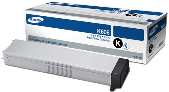 Картридж SAMSUNG CLT-K606S черный для CLX-9250ND/9350ND