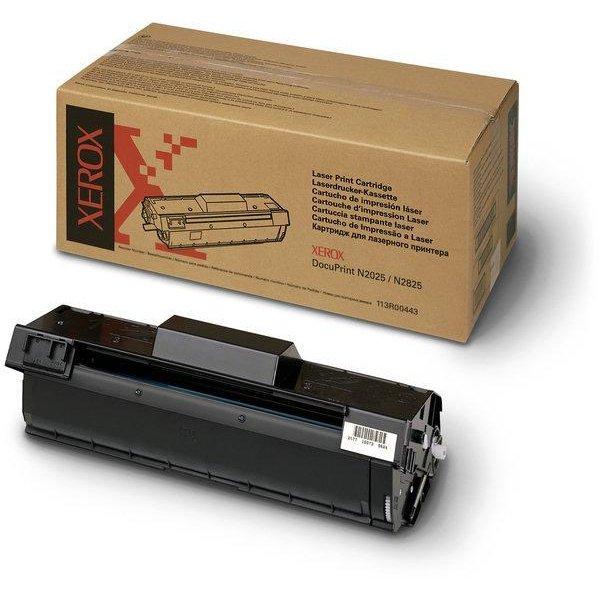 Принт-картридж XEROX 113R00443 черный для N2025/2825