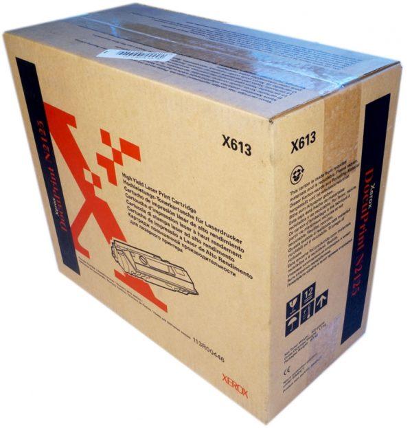 Принт-картридж XEROX 113R00446 черный для N2125