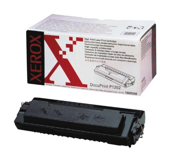 Принт-картридж XEROX 106R00398 черный для P1202