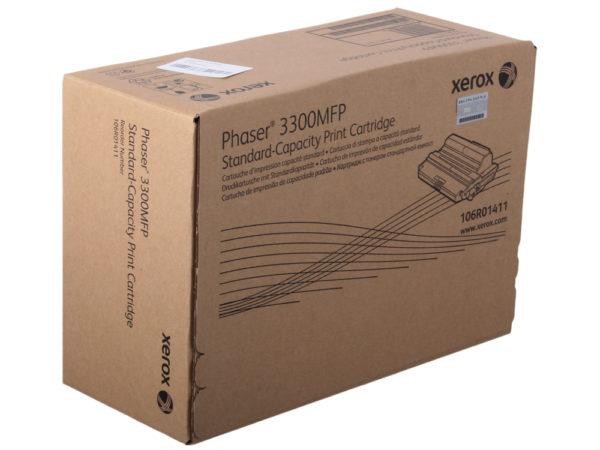 Принт-картридж XEROX 106R01411 черный стандартный для Phaser 3300MFP