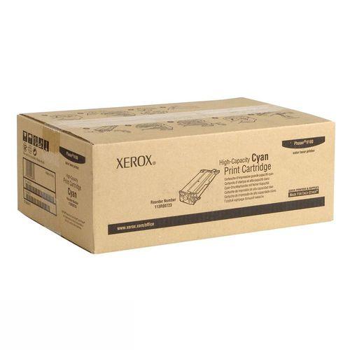 Принт-картридж XEROX 113R00723 синий увеличенный для Phaser 6180