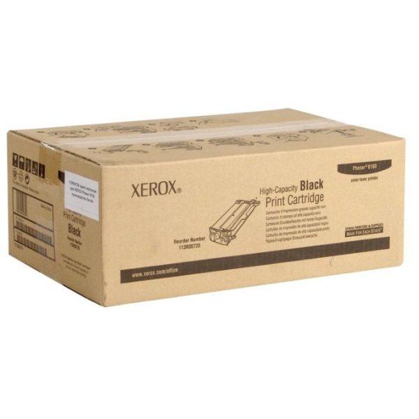 Принт-картридж XEROX 113R00726 черный увеличенный для Phaser 6180