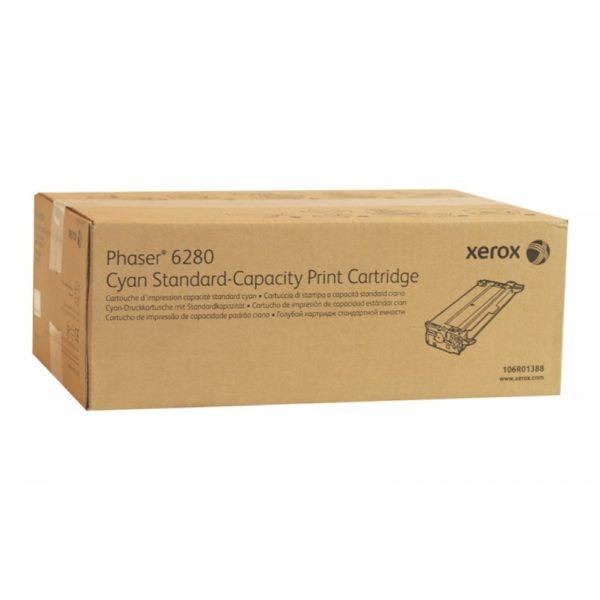 Принт-картридж XEROX 106R01389 малиновый стандартный для Phaser 6280