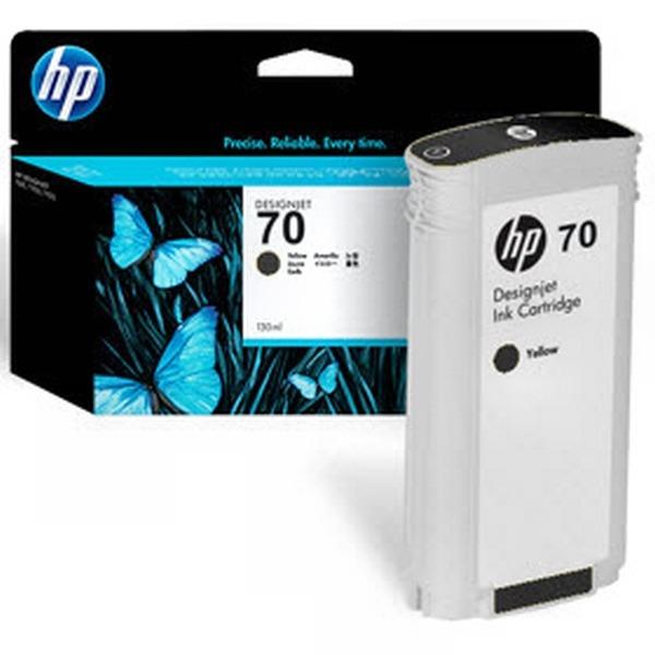 Картридж HP C9458A №70 голубой для DJZ2100/3100/3200/5200/5400 130мл