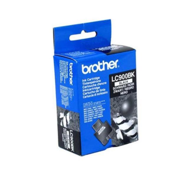Картридж BROTHER LC900BK черный стандартный