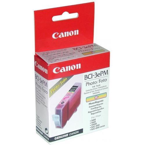 Картридж CANON BCI-3ePM фото-красный для BJC-6000/3000