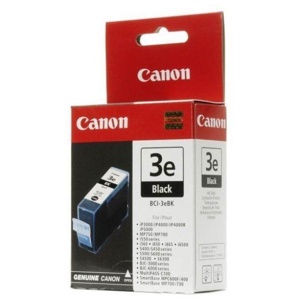 Картридж CANON BCI-3eBK черн для BJC-6000/3000